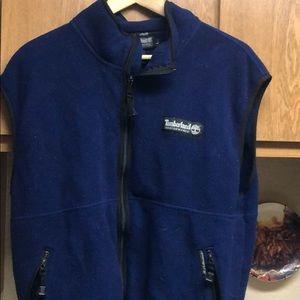 Timberland Outdoor Fleece Vest 🏔 🌲